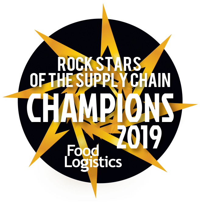 Food Logistics Rockstars of the Supply Chain Champions 2016