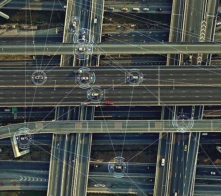 Logistics data to ensure the best freight management