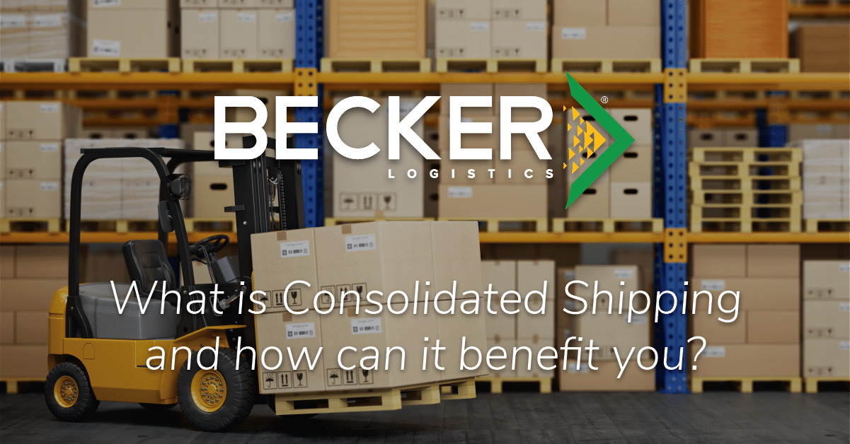 Consolidated Shipping Blog Cover Photo