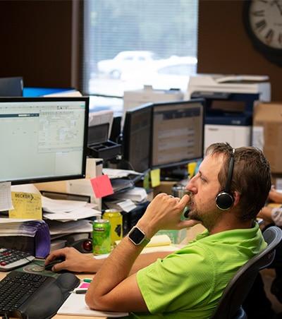 Becker Logistics Associate