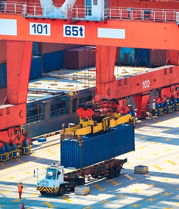 Intermodal Transportation needing quality shipping and coordination