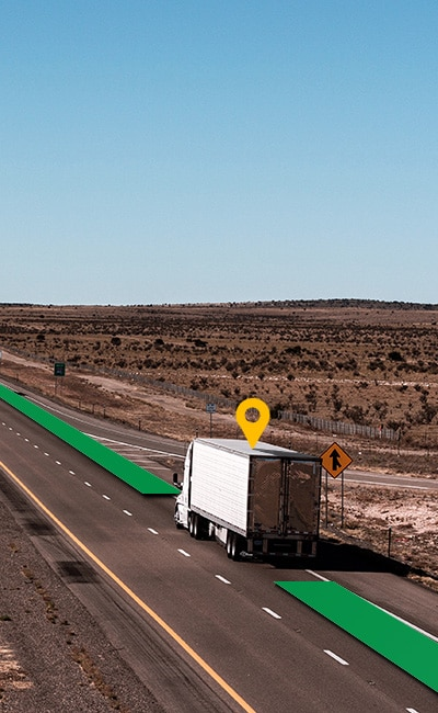 Innovation in logistics and shipping on the road