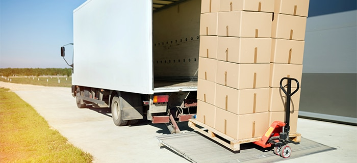 LTL Shipping and loading