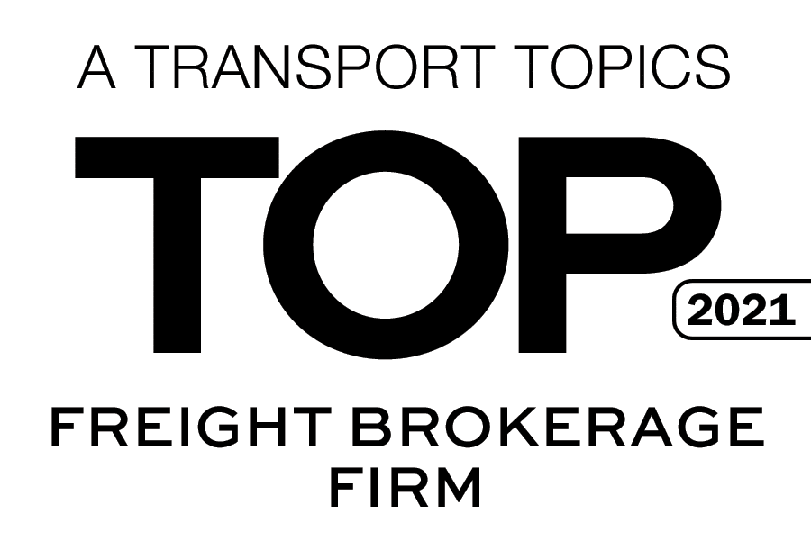 Transport Topics Top Freight Brokerage Firms of 2021