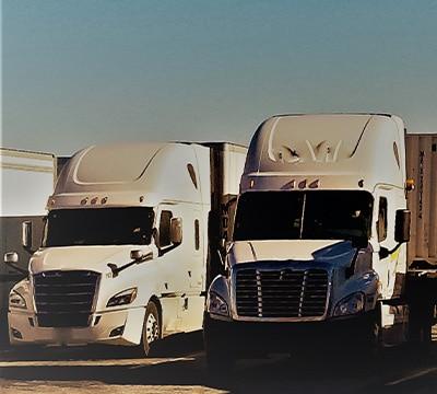 3PL Dry Van Shipping Companies Yard